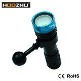 최대 900lumens를 가진 Hoozhu V11 잠수 영상 빛은 100meters를 방수 처리한다