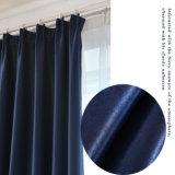 Hohes Schattierung-Kinetik-Polyester-fester Stromausfall-Fenster-Vorhang (22W0022)