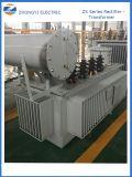 Transformator van de Distributie van de niet-Opwinding van de Reeks van de Fase 10kv-35kv van de Verkoop van de fabriek de Directe S11 3 Regelende Olie Ondergedompelde