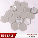 Diseños Waterjet del mosaico del mosaico encantador del diseño para la decoración de la casa