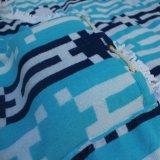 インドの曼荼羅のRoundieの投球のタペストリーの綿のジャカード円形のビーチタオル
