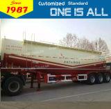 工場価格3の車軸粉の物質的なバルクセメントの輸送のタンク車