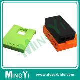 China Fornecedor Colocar cores diferentes para as peças de plástico do molde