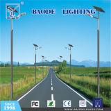 уличный свет солнечного ветра 9m стальной Поляк 70W СИД (bdtyn-a2)