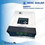 Affichage LCD MPPT Régulateur de charge solaire 12V / 24V / 48V 40A