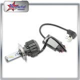 Bulbo elevado do farol do diodo emissor de luz do feixe H13 da qualidade superior baixo para a motocicleta H4 do carro