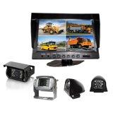 Monitor de ônibus LCD de 9 polegadas para Varredura Grande resolução de veículos grandes