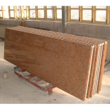 Natuurlijke Opgepoetste Countertop van het Graniet voor Huis en Hotel