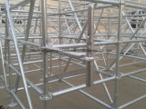 Ringlockの足場ユーロのタイプのための鋼鉄板