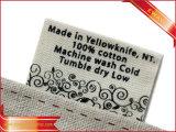 По пошиву одежды печать этикетки полотенного транспортера шелк трафаретная печать этикетки