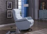 Relaxar bebê Cadeira de microfibras de Reclinação asa giratória