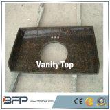 Countertops камня гранита высокого качества естественные и верхние части тщеты