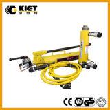 Cylindre hydraulique temporaire de prix usine double avec la pompe hydraulique