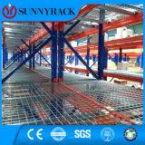 Decking провода хранения пакгауза стальной для вешалки паллета