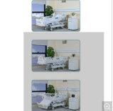[أغ-بر001] 8 عمل كهربائيّة [هيلّ-روم] [هوبيتل] سرير