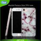 Изготовленный на заказ мраморный UV iPhone 7/7 аргументы за сотового телефона печатание IMD добавочное