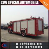 Isuzu 4X2 5000L 6000L Fire Extinguish Truck Fire Vehicle