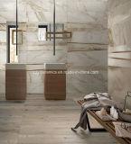Azulejo de suelo de piedra de mármol rústico de la carrocería completa del azulejo de la porcelana del material de construcción con diversa superficie