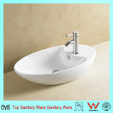 Bassin van het Toilet van de Kwaliteit Hight van Chaozhou het Ceramische Ovale