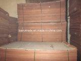 Chapa de /Mahogany de la chapa de Okoume del corte de la fábrica en 0.30m m