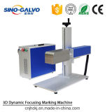 3D Dynamic Focus escáner 3D Sg7210-3D para la máquina de impresión de metal