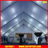500 personnes Parti de plein air tentes incurvé 20m 40m charge éolienne 100km par heure