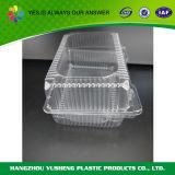 Conteneur d'alimentation en plastique à emporter jetable