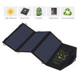 Chager solar portátil Foldable 5V 21W Dual saída do USB