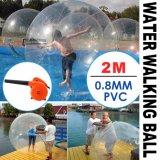bola del caminante del agua de los 2m que recorre inflable