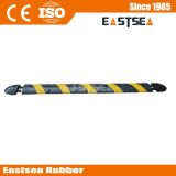 Preto & Amarelo Cor Rubber Estrada 6 Feet Speed ​​Bump (DH-SP-26)