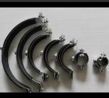 Abrazadera ajustable de la soldadura del tubo de acero del metal del corchete