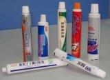 機械を作る歯磨きのチューブ