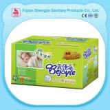 La promoción caliente absorbente fuerte Adultos flexible del pañal del bebé Cambio de vídeo