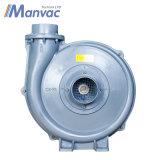 Ventilator van de Draaikolk van de Ventilator van de Radiale Stroom van Manvac 0.75kw de Centrifugaal