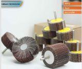 Abrasif mille Aluminium-Oxydes de roue d'aileron