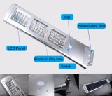 30W de múltiples funciones todos en una luz de calle solar con poste