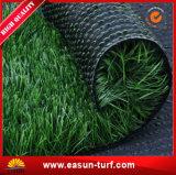 Hierba artificial del césped del paisaje de 4 del color PP del PE para el jardín
