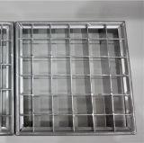 Горячий DIP панели сетки оцинкованной стали