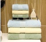 100%年の綿の糸の染められたジャカードドビーのビーチタオル