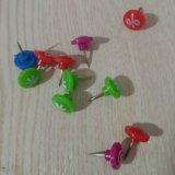 Regalo di plastica colorato di Pin di spinta del tasto (QX-HP006) 11*16mm