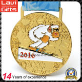주문 크기를 가진 제조자 공급자 스포츠 금속 메달