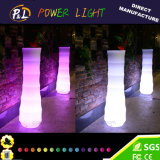 Home Decor Sans-fil Chargeur Coloré Glowing LED Vase