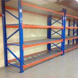 Rack de stockage de l'entrepôt Heavy Duty Rayonnage à palettes étagère de rangement en métal Niveau réglable étagères