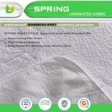 ホーム織物のための40%Bamboo 60%Polyesterのマットレスのカバー