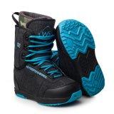 人および女性のスノーボードのブートの雪のブートのSnowbosrdの靴