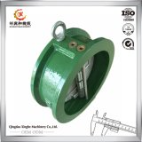 OEMの鋳鉄の緑の絵画が付いている延性がある鉄の鋳造