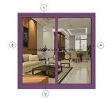 90 Serien-Schärpe-Aluminiumlegierung-Strangpresßling-Profil für Tür und Fenster