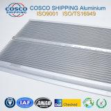 Dissipateur en aluminium concurrentiel avec l'anodisation claire & Usinage CNC