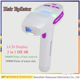Máquina da remoção do cabelo da electrólise da qualidade superior das vendas por atacado mini