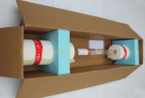 Tubo di legno del laser